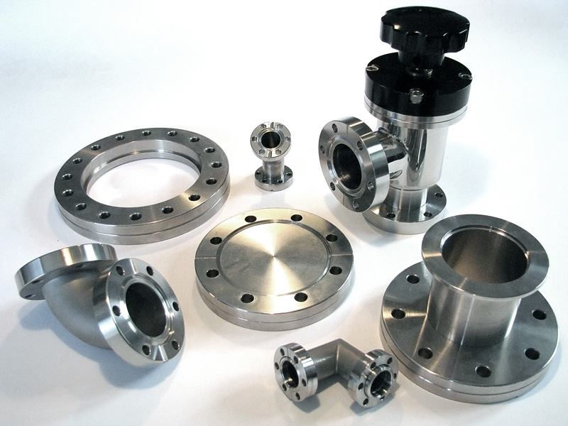Different CF flanges