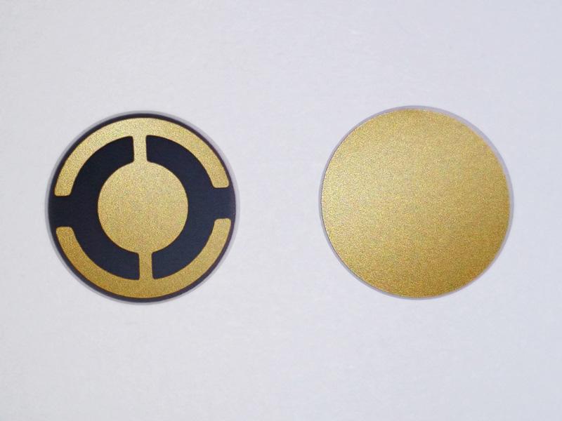 Oscillators Front and Back